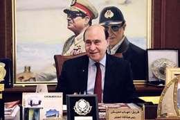 الفريق مهاب مميش رئيس هيئة قناة السويس ، رئيس المنطقة الاقتصادية لقناة السويس