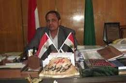 د محمود يوسف  وكييل تموين المنيا