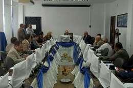 اجتماع مجلس جامعة اسوان