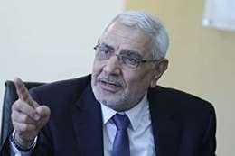 الدكتور عبدالمنعم أبوالفتوح