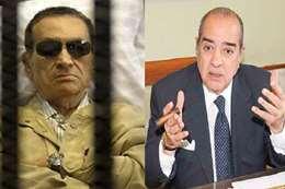 فريد الديب و مبارك