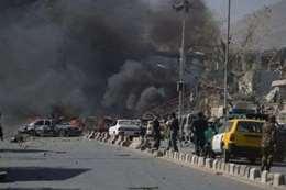 تفجير أفغانستان