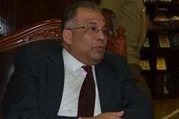 الدكتر أمجد عبدالرؤف - عميد كلية طب جامعه طنطا