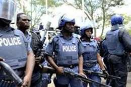 الشرطة فى الكونغو الديمقراطية ارشيفية