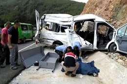 حادث سير جنوبي تركيا