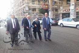 جولة محافظ بورسعيد بحي العرب