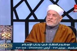 الدكتور احمد عمر هاشم