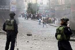 مواجهات مع قوات الاحتلال