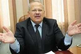رئيس جامعة القاهرة