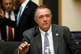 لجنة الأخلاقيات في مجلس النواب حققت مع فرانكس