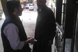 محرر المصريون مع الشهود
