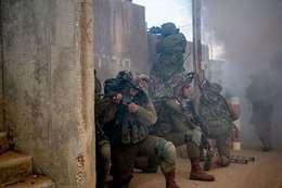 تدريبات الجيش الإسرائيلي