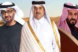 مستشار بن زايد: الأزمة مع قطر ستنتهي