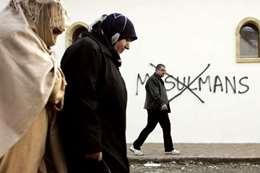 المسلمون فى أوروبا (أرشيفية)