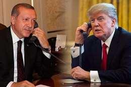 ترمب لأردوغان:  نعمل علي تسليم جولن