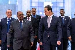 البشير والأسد