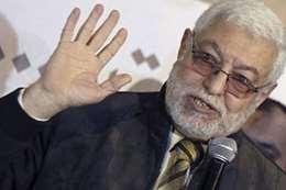 الأمين العام لجماعة الإخوان المسلمين  محمود حسين