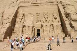 السياحة في مصر (أرشيفية)