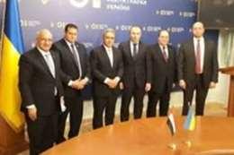 الوفد البرلمانى باوكرانيا