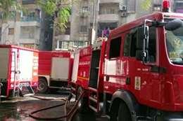عربات إطفاء