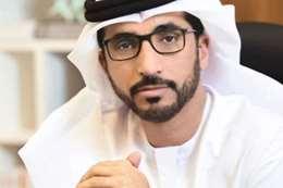 محمد الحمادي، الكاتب الإماراتي