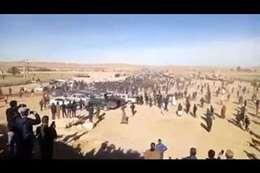 """«رجل البئر» ..عياش يتحول إلي"""" بوعزيزي الجزائر"""""""