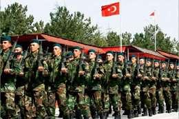 الجيش التركي (أرشيفية)