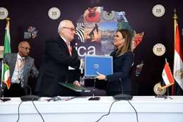 اتفاق بقيمة 45 مليون يورو بين مصر وإيطاليا