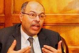 المستشار حاتم بجاتو نائب رئيس المحكمة الدستورية