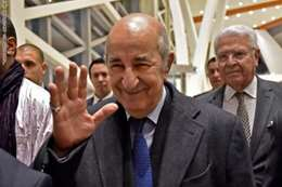 رئيس الجزائر المنتخب