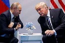 بوتين- ترامب