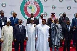 """المجموعة الاقتصادية لدول غرب أفريقيا """" إيكواس"""""""