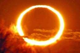 كسوف الشمس