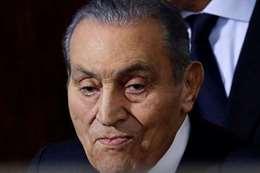 الرئيس السابق محمد حسني مبارك