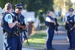 الشرطة الاميريكية