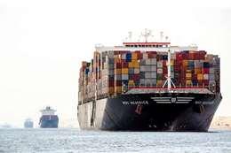 عبور السفن بقناة السويس