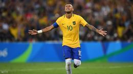 نيمار يعتذر عن قيادة البرازيل