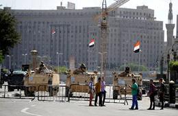 الجيش ينتشر في ميدان التحرير