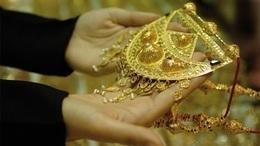 سقوط ربة منزل لسرقتها مشغولات ذهبية من ورشة مجوهرات