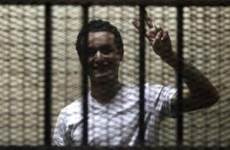 27  أبريل.. طعن دومة على حبسه بالمؤبد في مجلس الوزراء