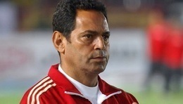 منع محمود سعد من الدخول لملعب برج العرب