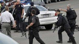 مقتل وإصابة 7 من الشرطة الأمريكية في لويزايانا