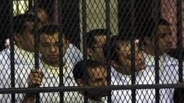 """تاجيل محاكمة 16 متهمًا في """"خلية إمبابة"""" لـ١١ديسمبر"""