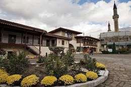 مسجد الخان في القرم