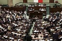 البرلمان البولندى