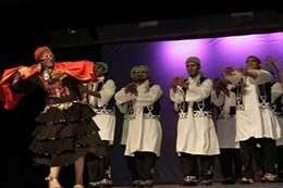 فرقة الوادى الجديد للفنون الشعبية