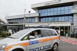 مطار لندن سيتى أرشيفية