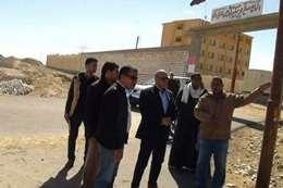 محافظة المنيا  تستعد   لللاحتفالت القومية
