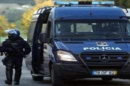 الشرطة البرتغالية