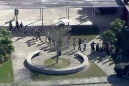 المدرسة موقع إطلاق النار